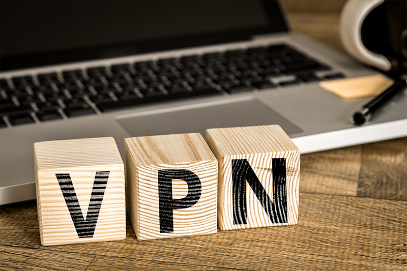 Acceso remoto, conexión VPN